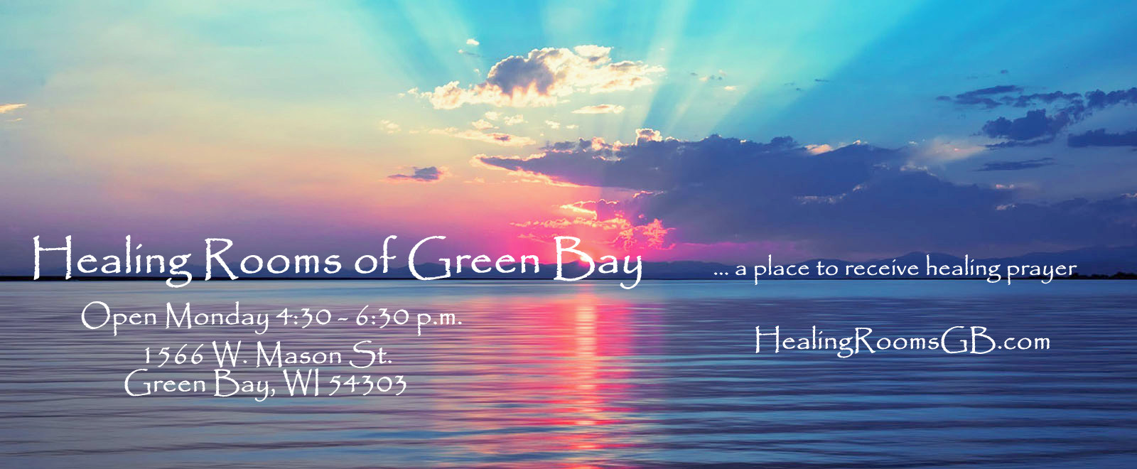 Healing Rooms of Green Bay