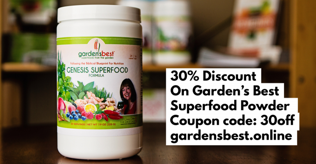 Gardens Best Coupon 30off for 30% discount