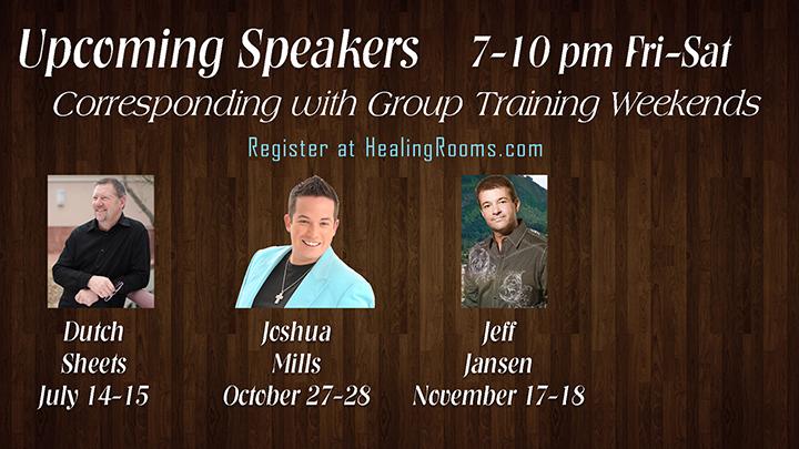 Healing Rooms - International Association of Healing Rooms