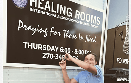 Healing Rooms - Healing Rooms Ministries
