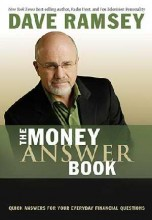 Money Answer Book     (D3) by David Ramsey