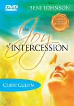 DVD- Joy of Intercession by Beni Johnson