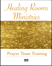 Team Training DVDs 2 Disc Set by Healing Rooms Ministries