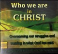Who we are in Christ -cd