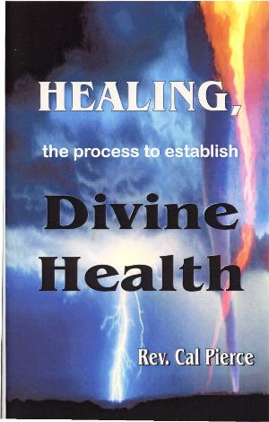 Healing - Process to Establist