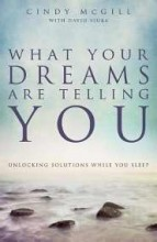 What Your Dreams Are Telling You by Cindy McGill