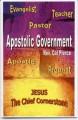 B-231 G    Apostolic Government (German)