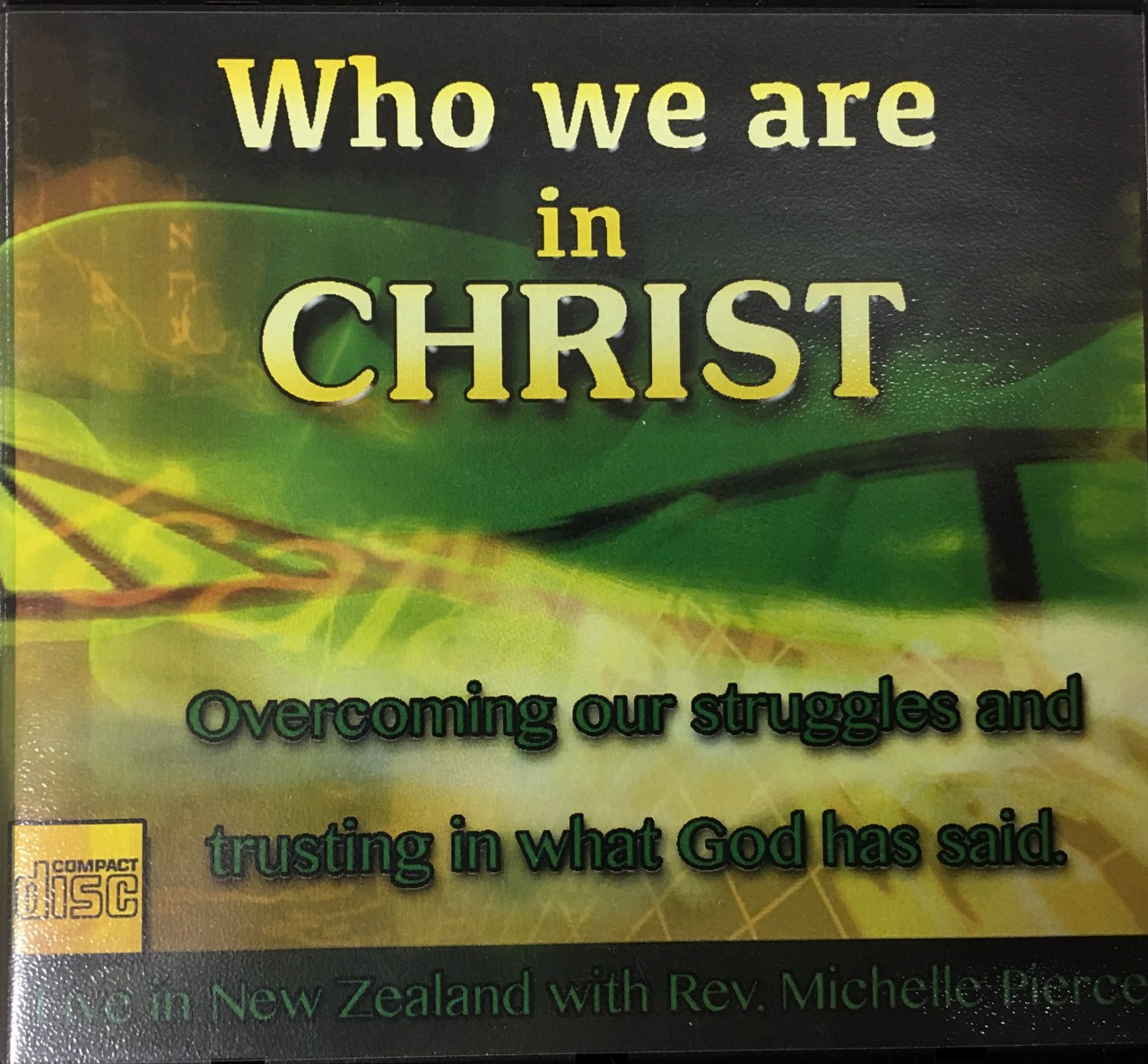 Who We Are In Christ CD